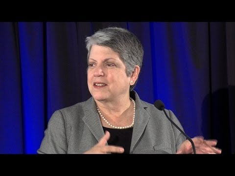 Global Health: The Challenge Before Us with Janet Napolitano   UC Global Health Day 2014