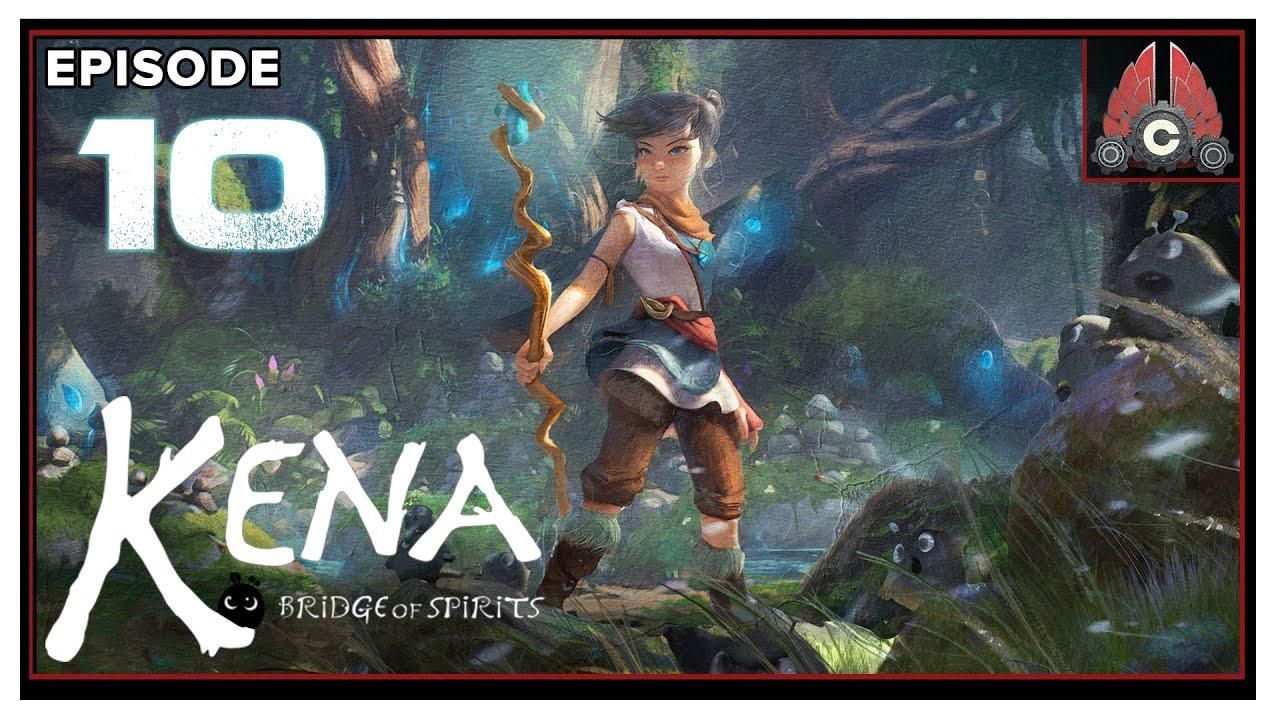CohhCarnage Plays Kena: Bridge Of Spirits - Episode 10