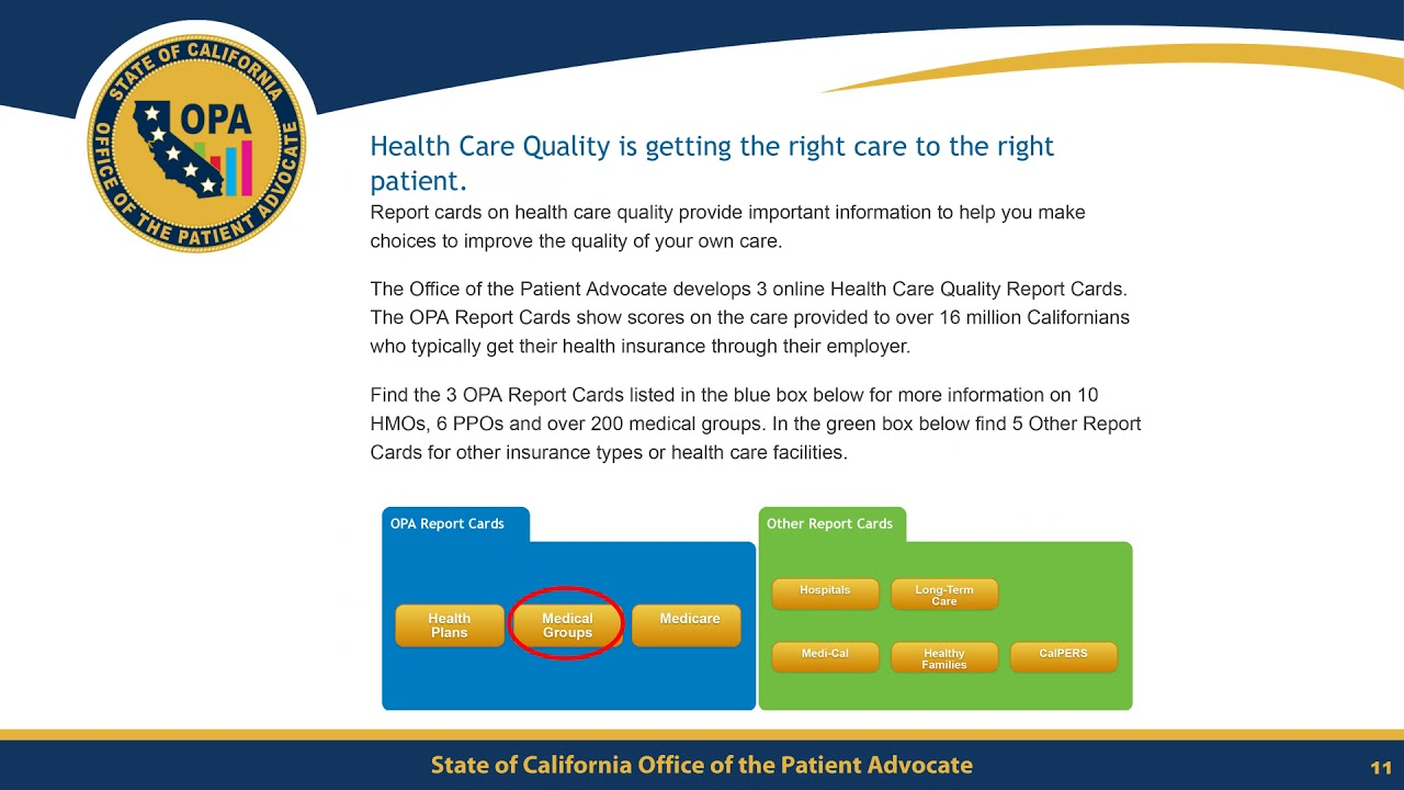 Opa Preview Period Website Walkthrough Commercial Health Plans And