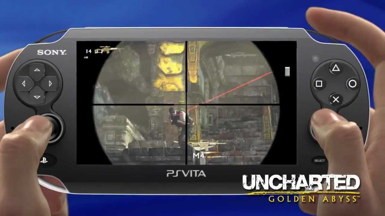 uncharted golden abyss ps vita au meilleur prix sur. Black Bedroom Furniture Sets. Home Design Ideas