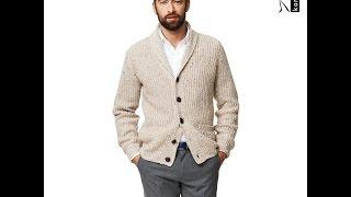 Gant Wool Blend Shawl Cardigan