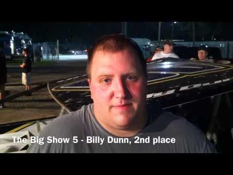 July 9 - Albany-Saratoga Speedway