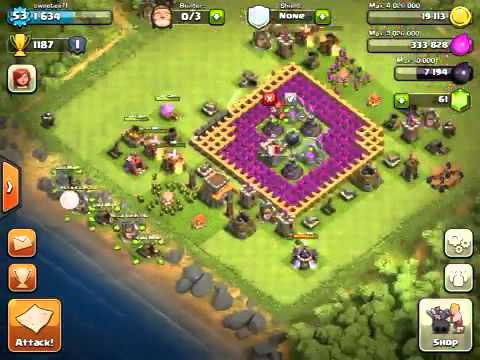 how to connect gamecenter to clash of clans