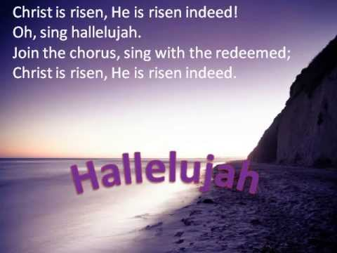 Christ Is Risen Keith And Kristyn Getty With Lyrics