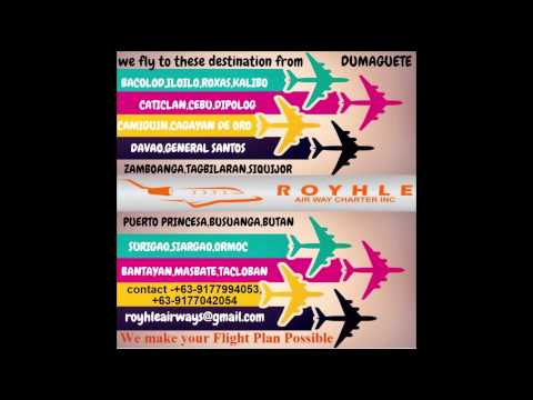 ROYHLE AIR WAY CHARTER INC