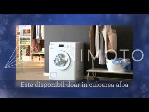 masina de spalat rufe miele wda 110 wpm youtube. Black Bedroom Furniture Sets. Home Design Ideas