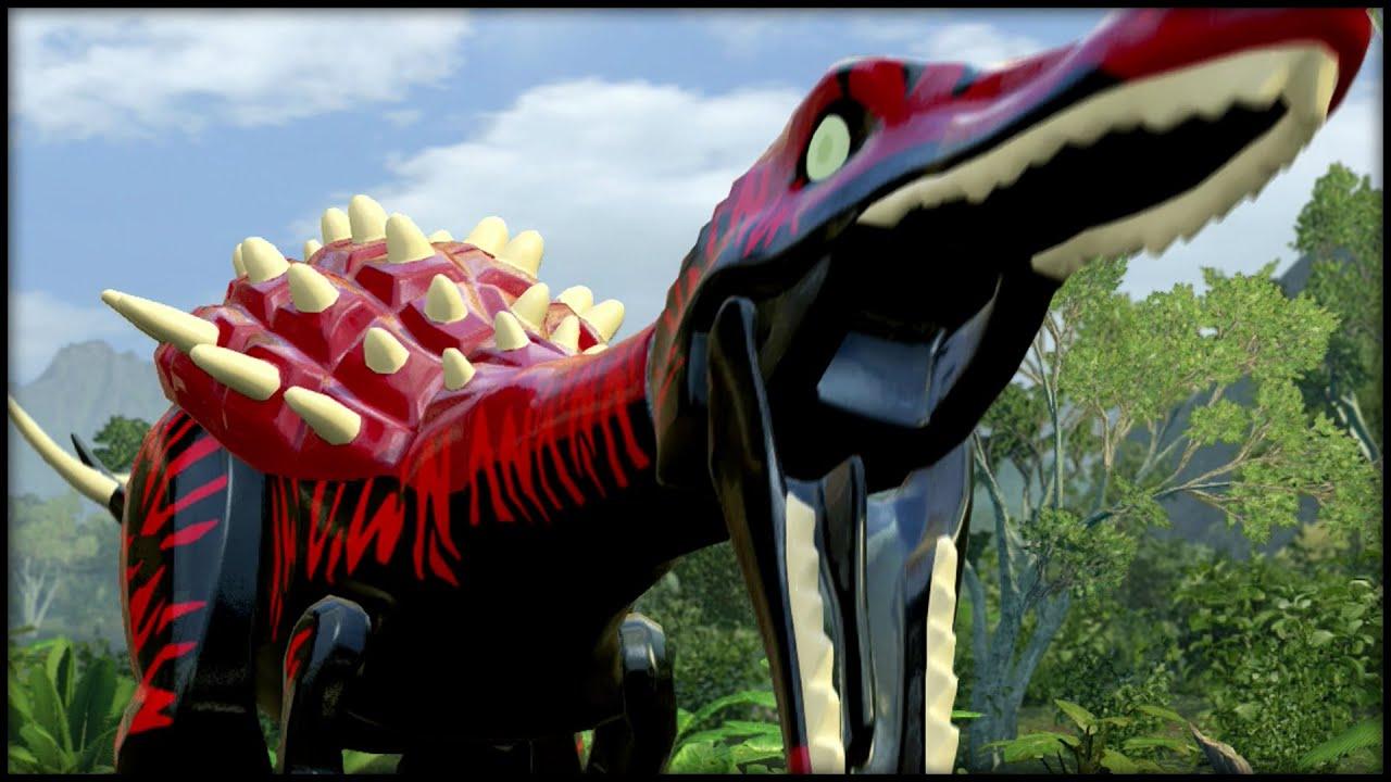 Lego jurassic world darth maul spinosaurus youtube - Lego dinosaurs spinosaurus ...