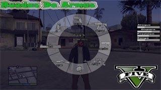 GTA San Andreas - Descargar e instalar el Mod Rueda de Armas GTA V - Beta Español