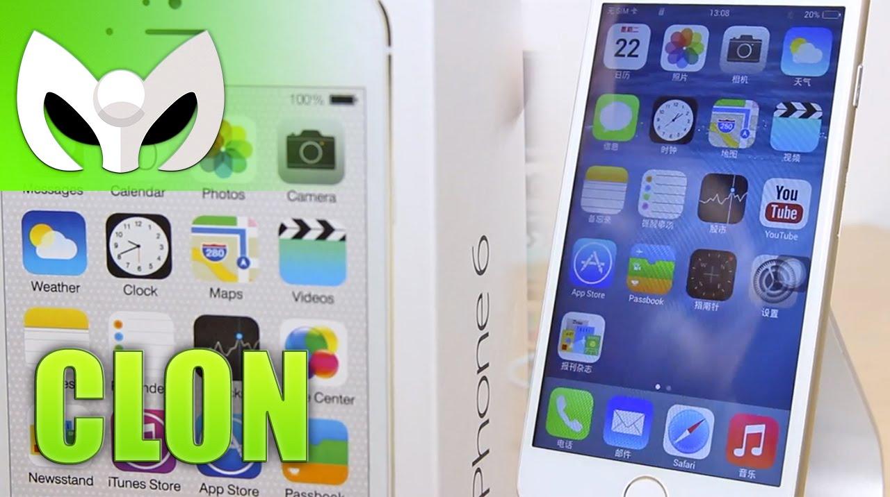 Clon Iphone S Comprar