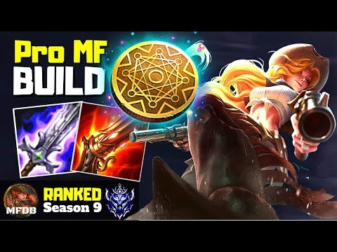 Pro Player Miss Fortune Build of the Week [9.10] #2 - League of Legends (Season 9)