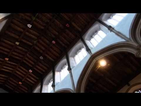 Dedham Church a Christmas Song!
