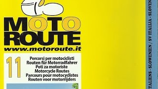 Motorbike riding - VIDEO BMW 1200 gs/MOTO ROUTE Nr.6