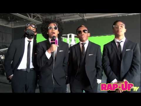 Mindless Behavior - 'Keep Her On the Low' Video [Behind the Scenes]