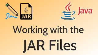 How to Work with the JAR Files | How to Run Project using Runnable JAR File