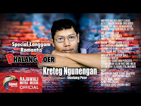 Dhalang Poer - Kretek Ngunengan - Official Karaoke Video