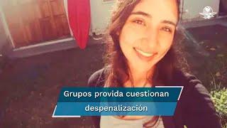 María del Valle González López, presidente de la juventud de la Unión Cívica Radical, de 23 años, falleció a causa de la interrupción de su embarazo; investigan si hubo mala praxis