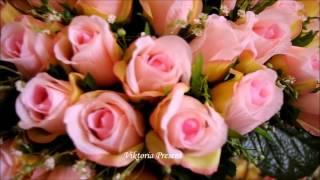 Мои закупки  Искусственные цветы для проекта