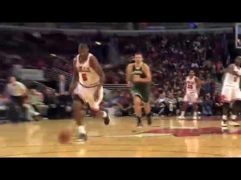 NBA Preseason: Cristiano Felício vs. Milwaukee Bucks -  October 3, 2016
