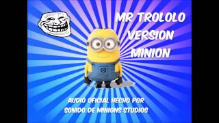 Mr Trololo Version Minion [Official Video]