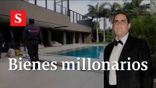 Las lujosas propiedades incautadas a Alex Saab | Videos Semana