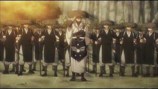 Gintama / Гинтама пародия на трейлер X-men Apocalypse / Люди Икс Апокалипсис