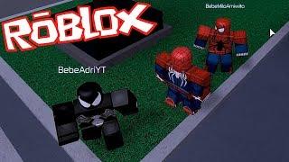 THE SPIDERMAN AMIWITES IN ROBLOX BEBE VITA MAN ARAIA WITH ADRI PS4 VITA ROLEPLAY IOS APK