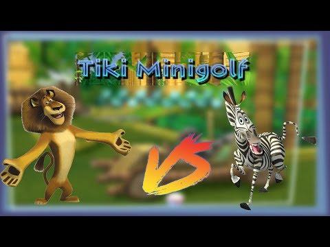 Madagascar - Tiki Minigolf - РАЗПУСКАМЕ
