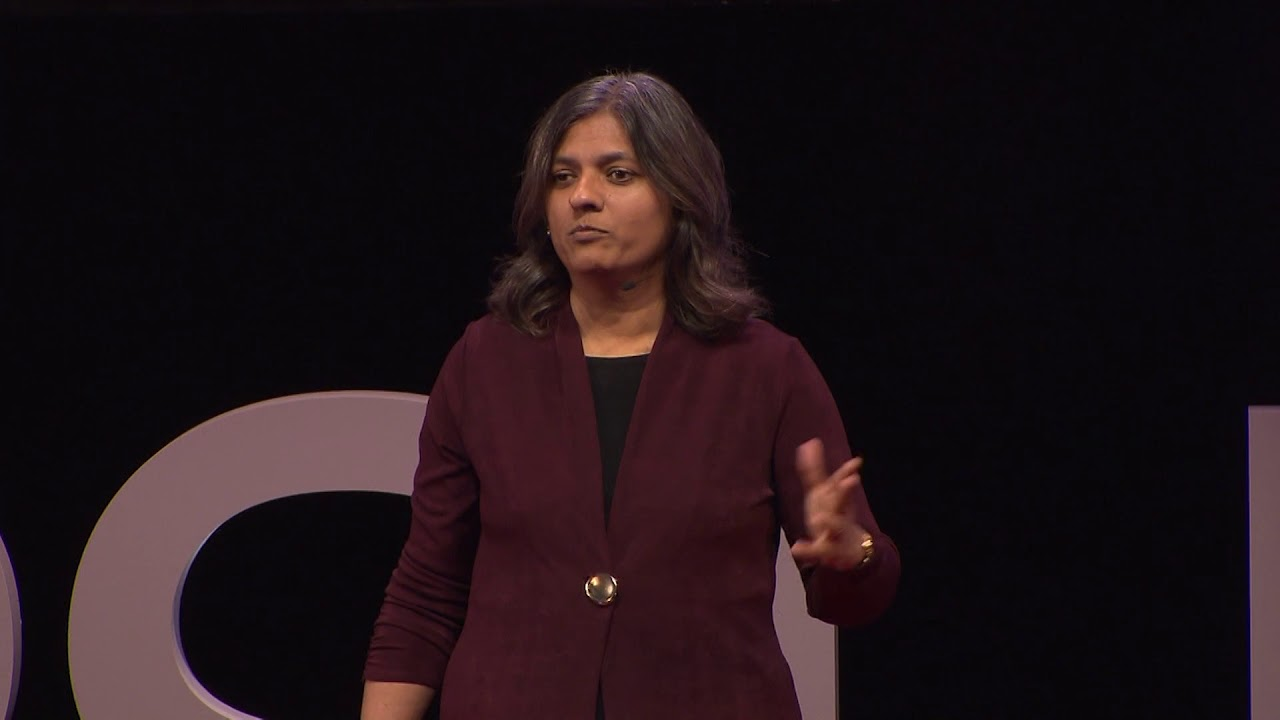 How Immigrants Shape(d) the United States | Nalini Krishnankutty | TEDxPSU