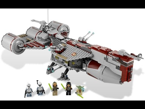 All Lego Star Wars sets from 2011