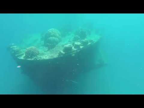 The Wreck of The Terushima Maru