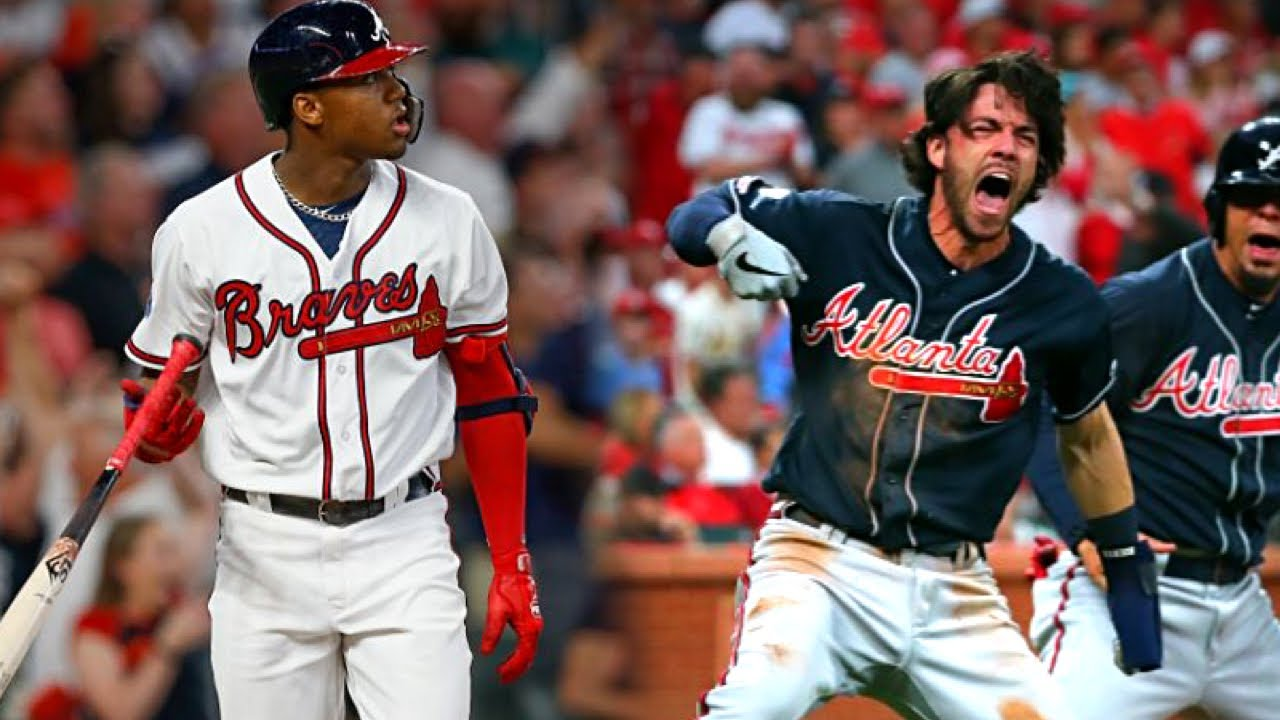 Braves Greatest Moments of the Decade! (2010-2019)