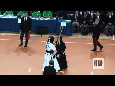 2012 WKC, Italy - Women Teams Final - match 3