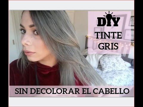 Diy cabello gris o plata en casa haz tu propio tinte gris youtube - Como matizar el pelo rubio en casa ...