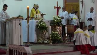 Parafia Miłosierdzia Bożego w Chłapowie - Wigilia Paschalna 2017- Chwała na wysokości Bogu