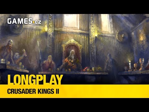 LongPlay: Crusader Kings II #1