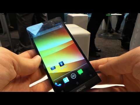 Archos 50c Oxygen okostelefon bemutató videó | Tech2.hu