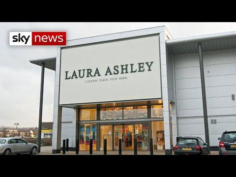 Coronavirus: Laura Ashley to go into adminstration
