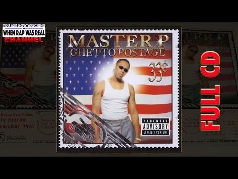 Master P - Ghetto Postage [Full Album] Cd Quality