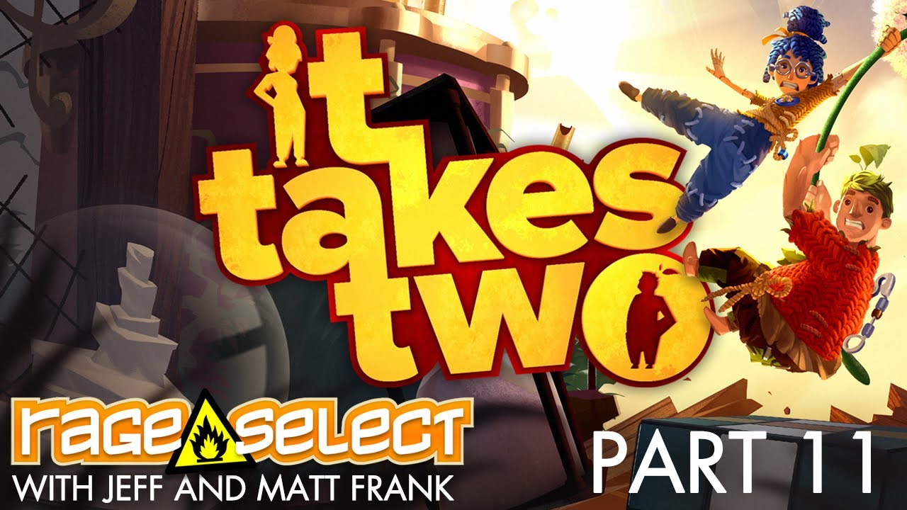 It Takes Two (Sequential Saturday) - Part 11