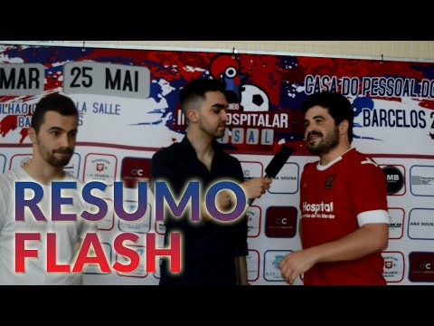 SCM Vila Verde [7] - [1] H. Ordem do Terço | Resumo + Flash | Grupo C | 3ª Jornada | 30/03/2019