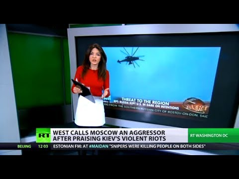 Propaganda Watch: War of words amid Ukraine unrest