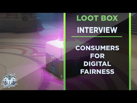 An Interview on Loot Box Gambling with Consumers for Digital Fairness