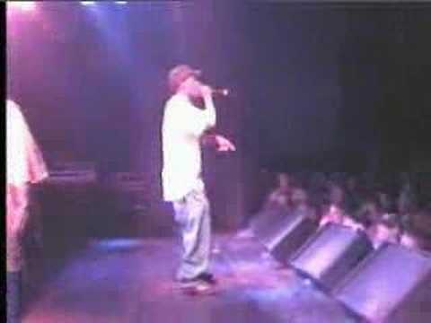 Big L ft. A.G. - Live In Amsterdam