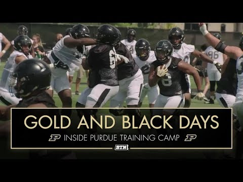 Highlights from Episode 1 | Gold and Black Days: Inside Purdue Training Camp