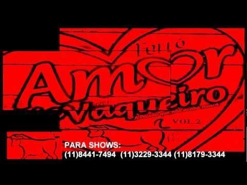 Na Batida Do Amor ( Forró Amor De Vaqueiro ) VOL.2