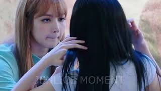 JENLISA moments (BLACKPINK) Lisa + Jennie - Ambiguous (Comeback moment 2018)