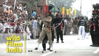 Beating Retreat couldn