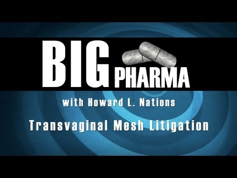 Failed Transvaginal Mesh Injury Lawsuit Podcast with Howard L. Nations