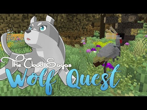 Adventures Beyond the Sea!! ⛅🐺 Cloud Sagas: Wolf Quest Rescue! • #27