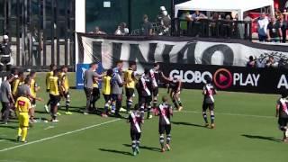 Com gol de Nenê o Vasco venceu o Atlético em São Januário